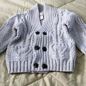 Lovely knitted cardigan